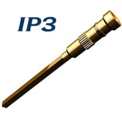 IP-3 Interface Pins and solid pins