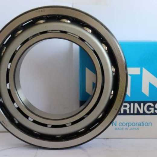 Single Row Sealed Or Open Roller Bearing / Precision Roller Bearing NJ202E