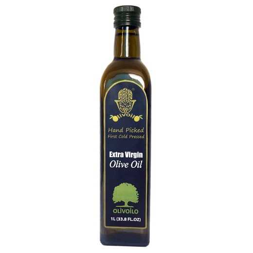 Extra Virgin Olive Oil, 1L Marasca Glass Bottle