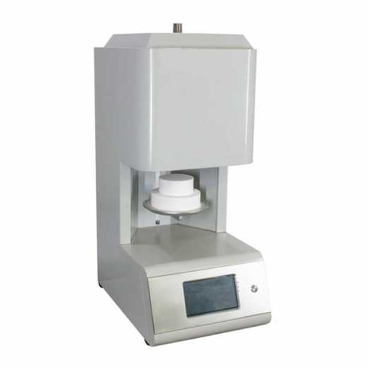 Bench top high quality dental zirconia sintering furnace for laboratory