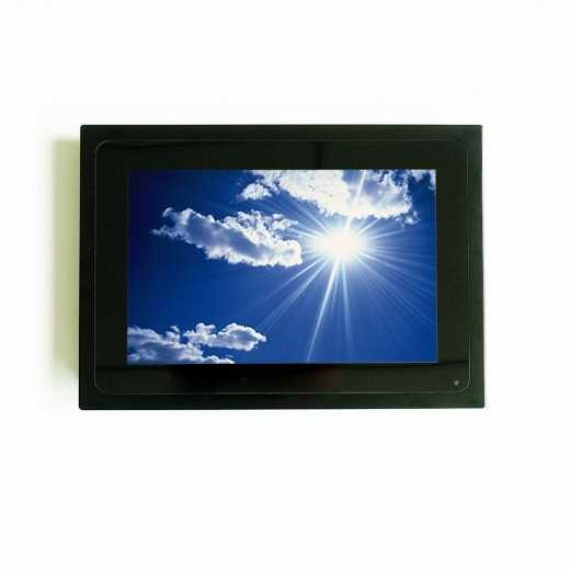 19inch size high touch sensitivity industrial monitor 17