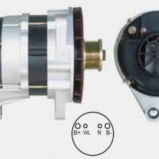 Factory Suppily 54 volt car low rpm generator alternator for Advertising vehicle