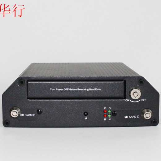 4G GPS HDD MDVR 4CH 720P Mobile dvr use CMSV6/7 platform extend WIFI