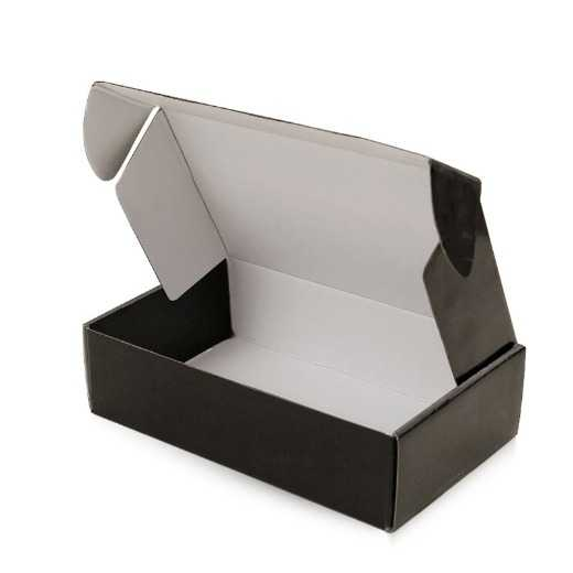 corrugated mailer boxes for shipping folding gift boxes