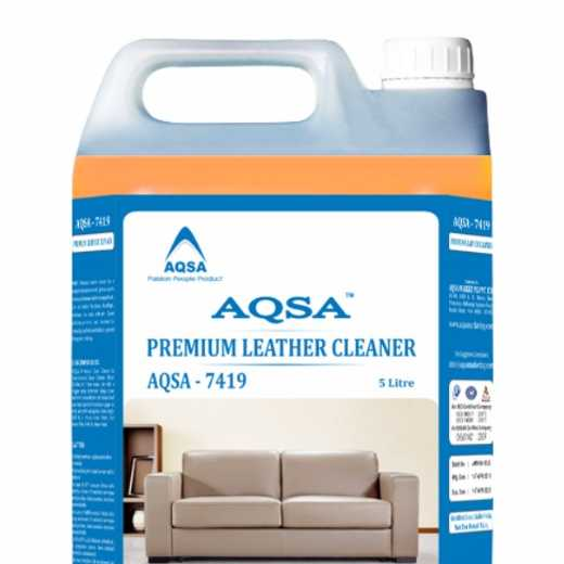 Premium Leather Cleaner (AQSA – 7419)