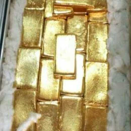 Au gold dore bars and nuggets for sale
