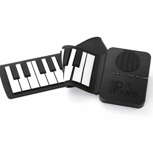 iword S3037 37 Keys Roll-Up Piano with Speaker
